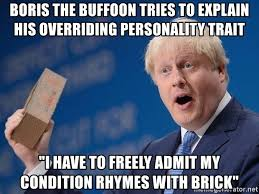 Buffoon Boris 1