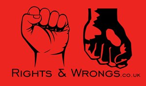 RightsWrongs Red Logo 01 300w Copy