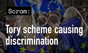 Discrimination by Tories