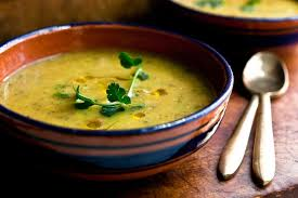 soup moroccan broad bean